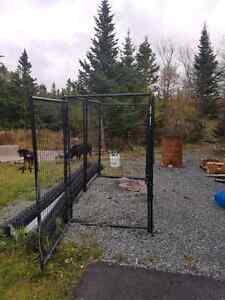 Outdoor Dog Pen 4 x 8 St. John's Newfoundland image 2