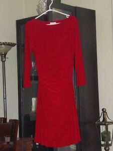 Red Carson Dress