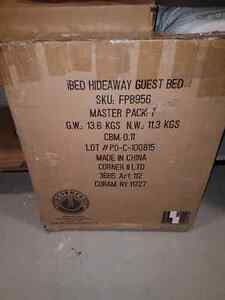 I bed Hideaway guest bed - NEW IN BOX Sarnia Sarnia Area image 4