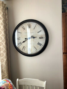 Wall Clock- Baldauf Clock Co.