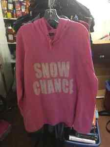 Love & Legend Pink 4x Hoodie - Addition Elle - NWT London Ontario image 1