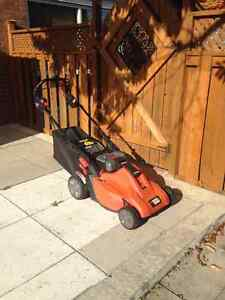 Moving Sale - Self Propelled Cordless Lawn Mower