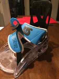 Burton bindings for XS boots or youth boots Kitchener / Waterloo Kitchener Area image 1