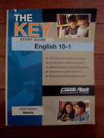 The Key Study Guide (English 10-1)