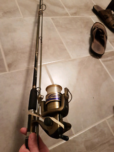 Ready 2 Fish rod and reel set