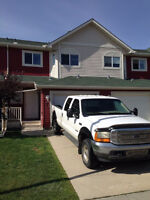 Upscale Bayside Canals Townhome ( Airdrie )