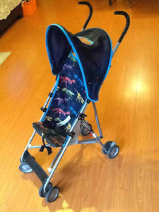 Baby cloth stroller carrier
