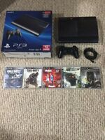 PS3 and 5 games for $140
