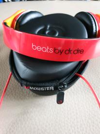 Headphones! Beats studio monsters