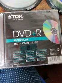 CDs and DVDs (free)