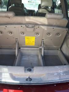 2002 Oldsmobile van