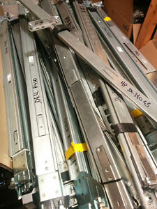 HP DELL IBM server rails for sale (updated)