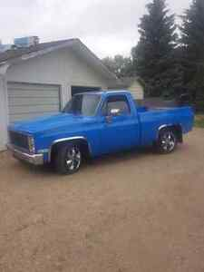 1982 chevy shortbox!!!mint condition