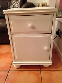 Bedside Table in Annie Sloane Paint