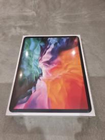2 x Apple iPad Pro 4th Gen 128GB, Wi-Fi, 12.9 in - Silver & Space Grey