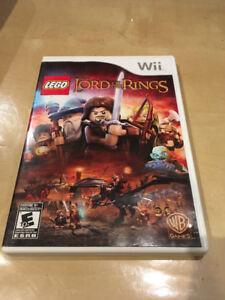 Jeu Lego Wii