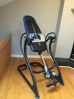 Exercise bench and stretching machine