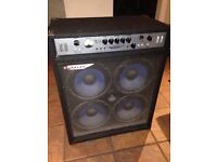 Ashdown MAG 300 410 bass amp