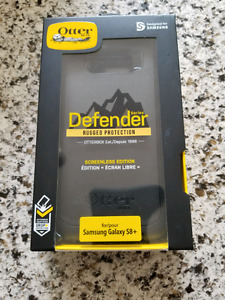 Otter box defender case for Samsung Galaxy S8+
