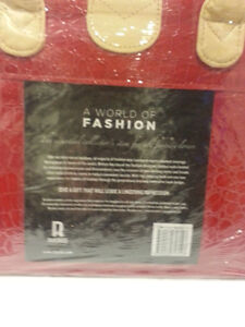ruckus a world of fashion - carring case book