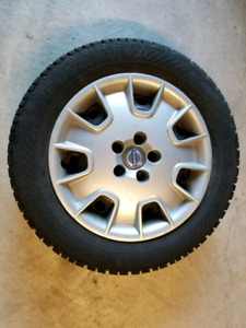 Gislaved Nordfrost winter tires 225/55 R16 T XL