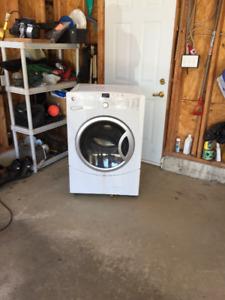 GE Front Load Washing Machine