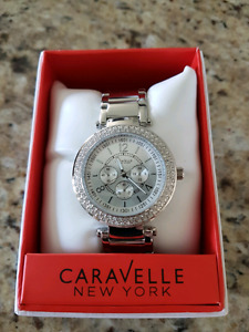Caravelle New York woman's watch