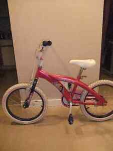 Disney Princess bike -- 18 inch