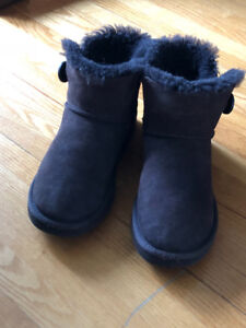 UGG boots, professionally dry cleaned, only worn twice.