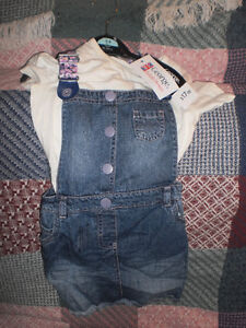NEW w/ tag  girls size 3/4  *2pc dress and top London Ontario image 1
