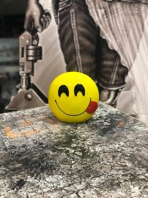 Emotion Hucha Polyresin - Cara el Comer Genießt Emoji