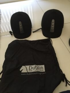 Near new (2015) Dublin Silverline Helmet Sizes 53 and 55 Mount Gravatt Brisbane South East Preview