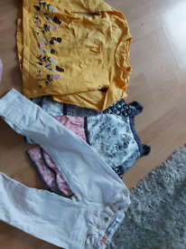 Girls age 4 clothes