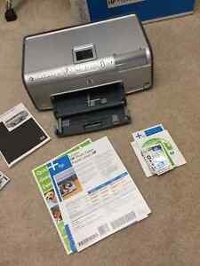 HP Photosmart 8250 Digital Photo Inkjet Printer London Ontario image 2