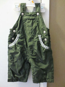 3-6 M Lined Overalls