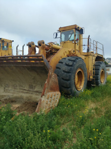 Caterpillar 992C Loader