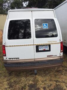 2003 GMC Safari Minivan, Van
