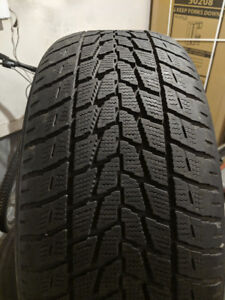 Toyo winter tires 245/50R20