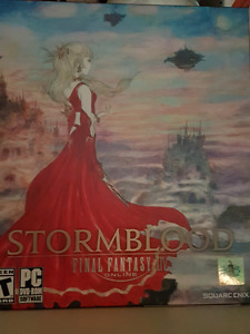 Final Fantasy Stormblood Collector's Edition