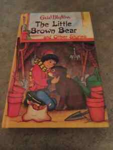 Enid Blyton The Little Brown Bear HC 15 Great Bedtime Tales