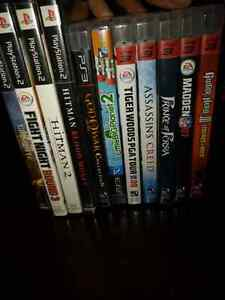Playstation game bundle, all offers will be considered.