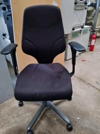 Orangebox office chairs