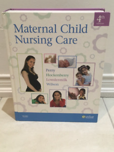 Maternal Child Nursing Care (4th edition)