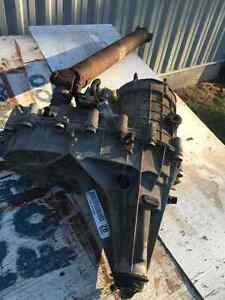 2005 Silverado electronic transfer case