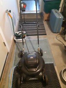 Jobmate Electric lawn mower