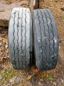 Michelin 215/70R17.5 tires