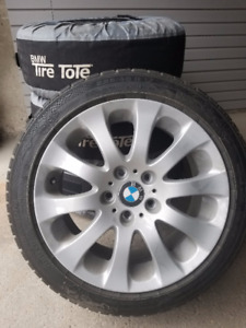 BMW Continental Tires - winter tires