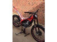 2013 Beta Evo 250 Trials Bike ( gasgas Sherco )