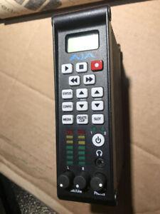 AJA KiPro Mini HD recorder with 12v power supply