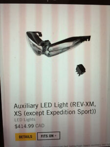 BRP XS LED Auxilliary Light